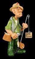 Angler - Funny Job Figur