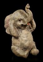Elefanten Figuren 3er Set - Nichts Böses
