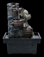 Dragon Fountain - Yoga