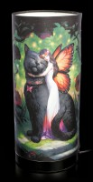 Table Lamp - Cat & Fairy