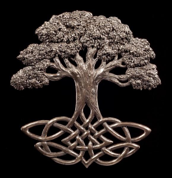 Wandrelief - Weltenbaum Yggdrasil