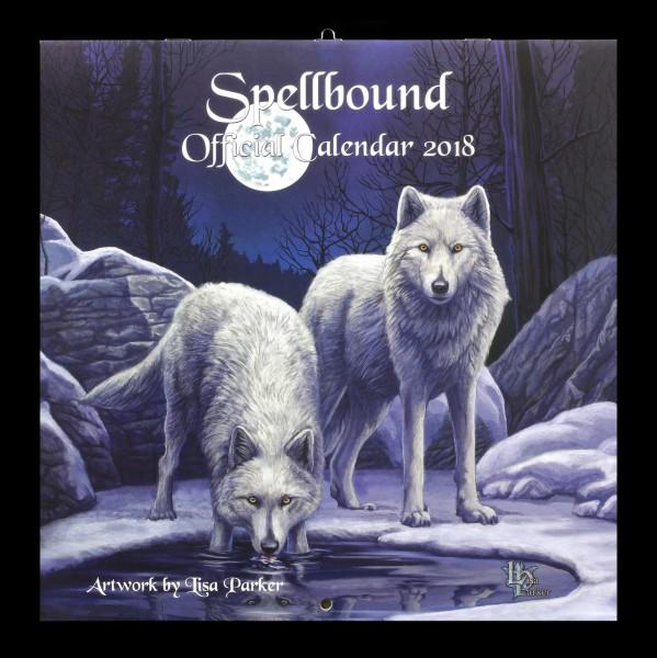 Lisa Parker Kalender 2018 - Spellbound