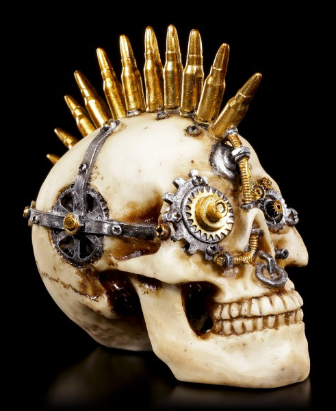 Steampunk Skull - Gears of War small