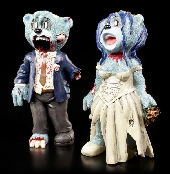 Bad Taste Bears Figur - Bride and Groom