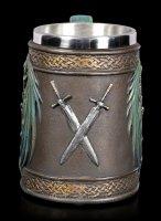 Drachen Krug - Skull Blade