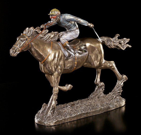 Jockey Figurine - Horseman No. 7