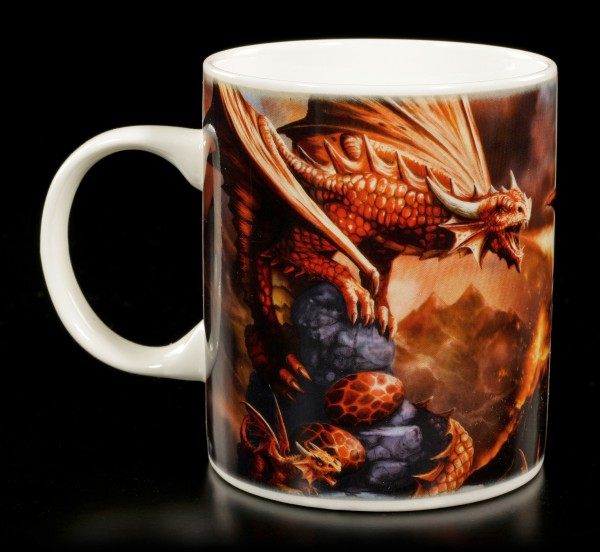 Tasse Feuerdrache - Fire Dragon