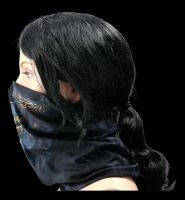 Multifunctional Face Wrap - Black Gold