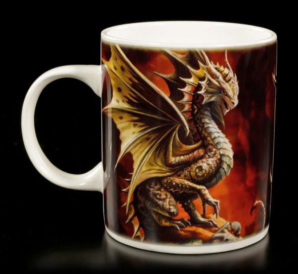 Tasse Wüstendrache - Desert Dragon