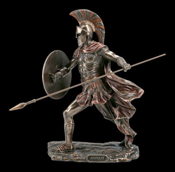 Achilleus Figurine - Greek Hero medium