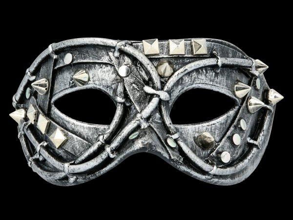 Steampunk Maske - Tekno Rose