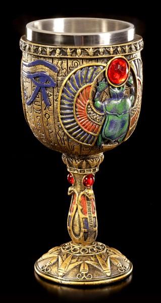 Egyptian Goblet - Scarabeus