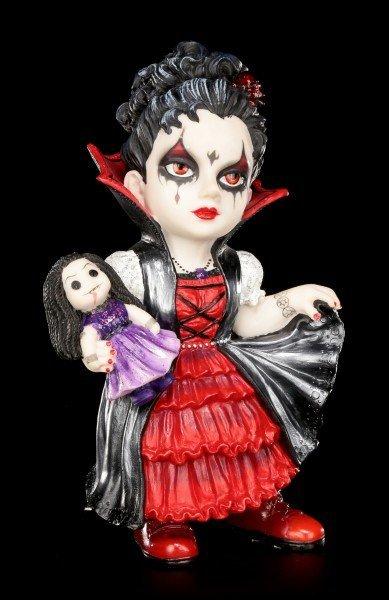 Day of the Dead Figurine - Scarlet Fangs