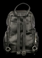 3D Backpack with Unicorn - Black Magic