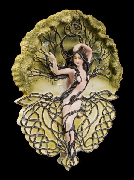 Celtic Wall Ornament - Earth, Life, Magic