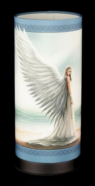 Tischlampe mit Engel - Spirit Guide