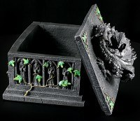 Dragon Tarot Card Box - Dragons Rest