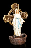 Holy Water Font - Our Lady of Grace