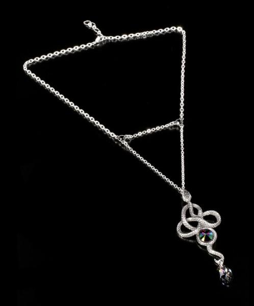 Alchemy Schlangen Halskette - Tercia Serpent