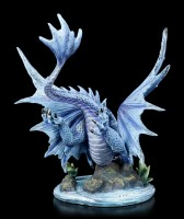 Adult Water Dragon Figurine