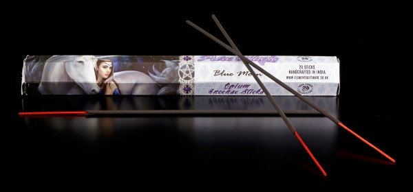Incense Sticks - Blue Moon - Opium