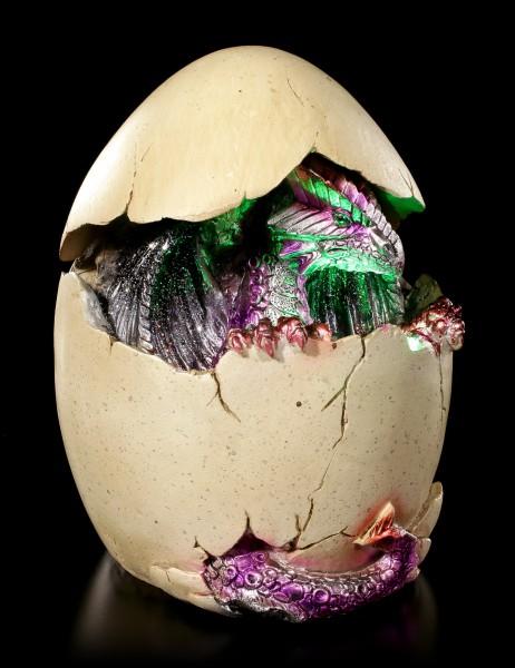 Dragon Egg Figurine LED - Krey the Jailbreaker