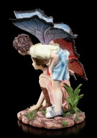 Fairy Figurines - Boy and Girl Playing
