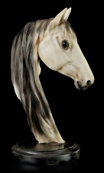 Pferdekopf Büste - Wildpferd