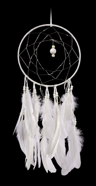 Traumfänger mit LED - Pearl Dreams