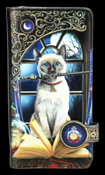 Purse with Cat - Hocus Pocus - embossed