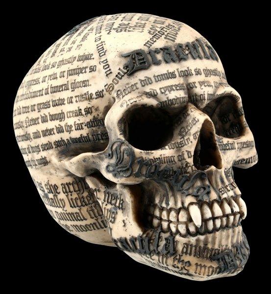 Skull Vampire - Draculas Tale