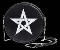 Alchemy Gothic Handtasche - Pentagramm