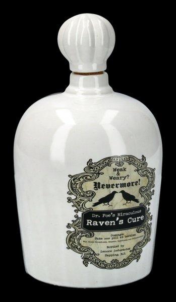 Decoration Bottle - Raven's Cure