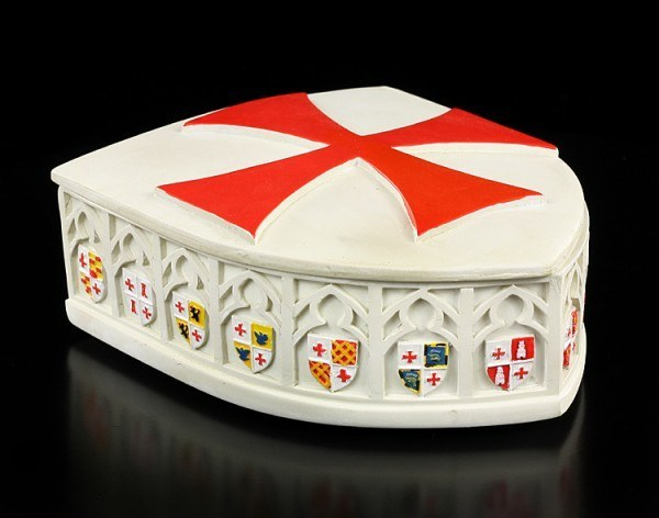 Knight Templar Crest Box