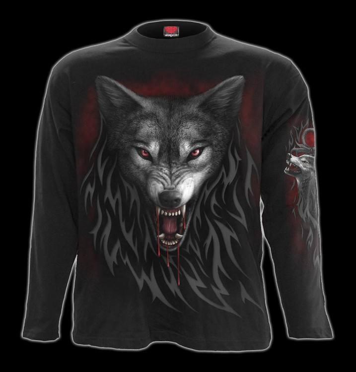 Legend of the Wolves - Longsleeve