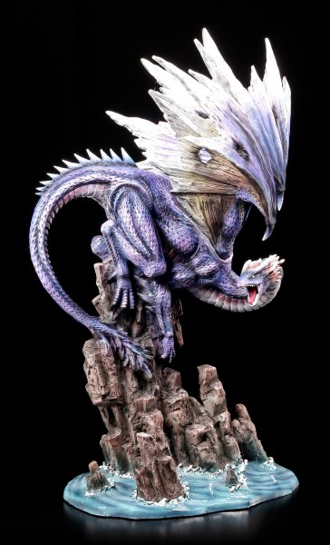 Dragon Figurine - Leviathan's Anger