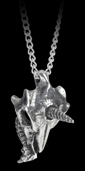 Alchemy Skull Necklace - Uniskull