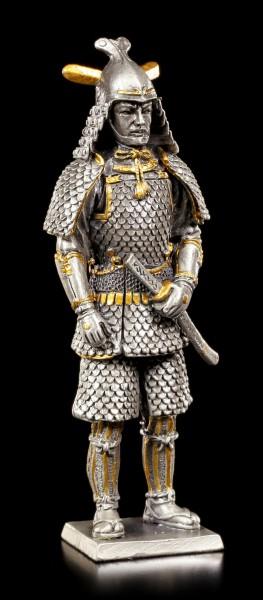 Japanischer Samurai - Zinn Figur