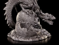 Tealight Holder - Dragon Lair right