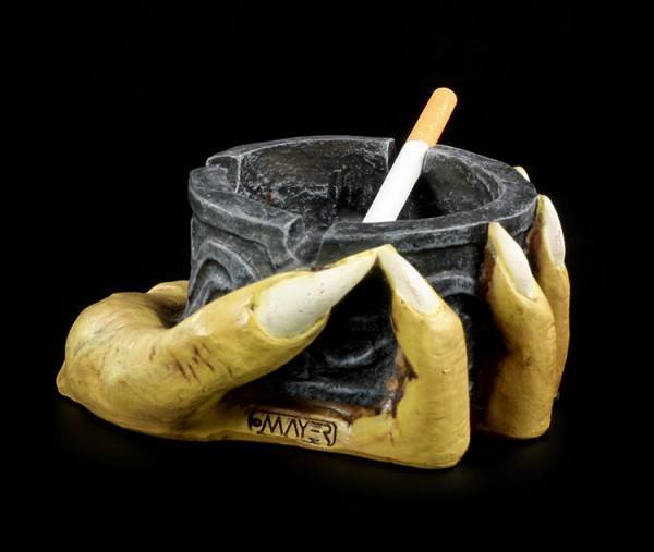 Demon Hand Ashtray - Markus Mayer
