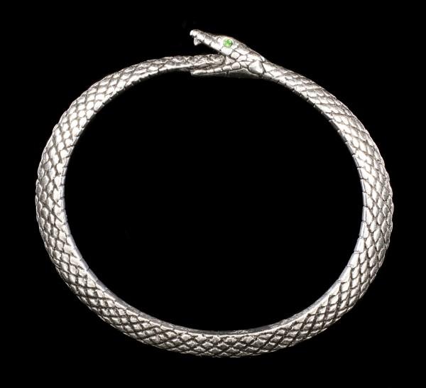 Alchemy Gothic Bracelet - The Sophia Serpent