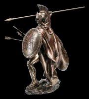 Leonidas Figurine - Spartan in Battle