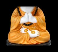 Bobble Head Figurine - Yoga Cat