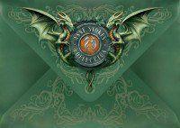 Fantasy Birthday Card Fairy - Mystic Aura