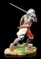 Florentine Knight Figurine