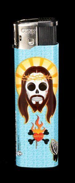 Feuerzeug - Skullebrities - Sonny - hell