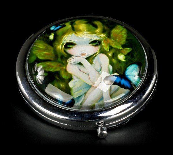 Taschenspiegel - Elfe Lily