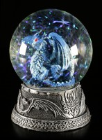 Water Globe - Dragon Quicksilver