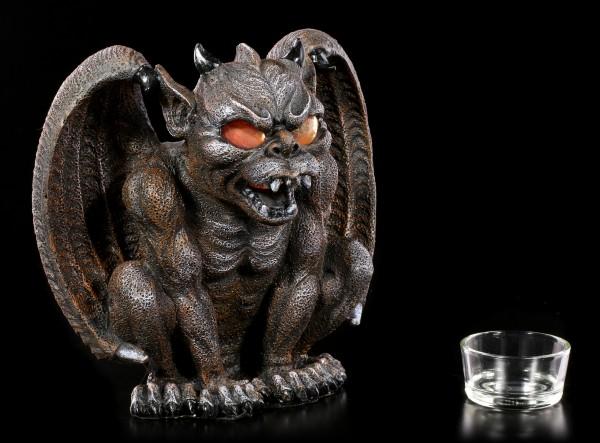 Teelichthalter - Fantasy Gargoyle