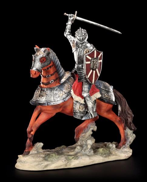 Apokalyptischer Reiter Figur - Der Krieg